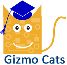 Gizmo Cats - Educating the Innovators of the Future logo