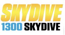 1300SKYDIVE logo