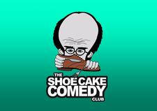 Shoe Cake Comedy logo