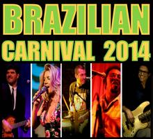 BRAZILIAN CARNIVAL PARTY With BRASIL LIVE - 10:30PM...