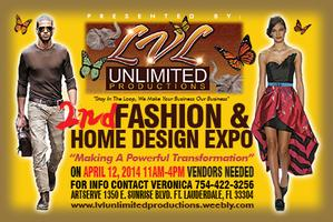 2nd Fashion & Home Design Expo