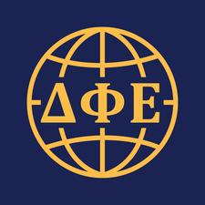 Delta Phi Epsilon Foreign Affairs Council logo