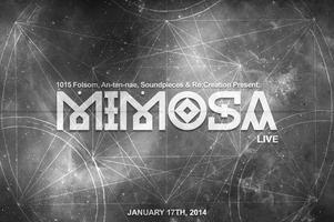 MIMOSA - LIVE