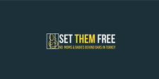 Set Them Free Exhibition Committee logo