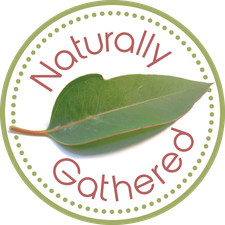 Naturally Gathered logo
