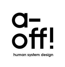 aoff! human system design agency logo