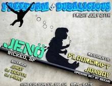 FREEFORM vs. DUBALICIOUS with SF Legend: JENO
