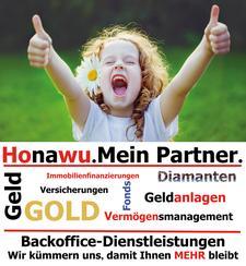 Honawu. Mein Partner. logo