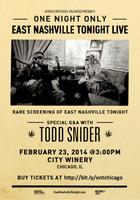 EAST NASHVILLE TONIGHT LIVE - Movie Screening & Todd...