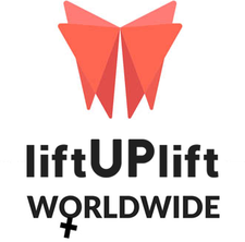 liftUPlift Worldwide 501(c)3 logo
