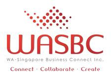 The WA-Singapore Business Connect Inc. logo