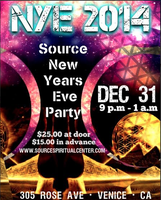 Source New Years Eve Benefit Party