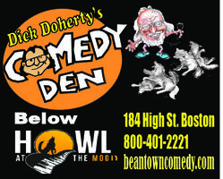 NEW YEAR'S EVE Good Time Comedy Spectacular