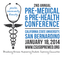 Deans: 2nd Annual Pre-Medical & Pre-Health Conference