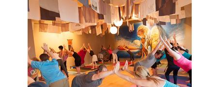 YogaDates Valentine's Couples Yoga & Thai Massage