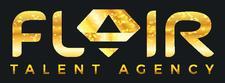 Flair Talent Agency logo