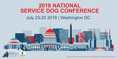 2018 Service Conference - Association of Service Dog...