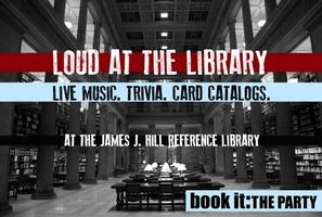 Book It: The Party | Loud at the Library