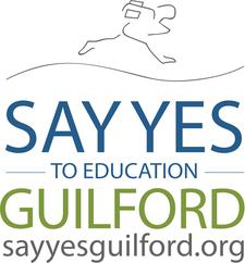 Say Yes to Education | Guilford  logo