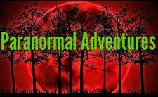 Paranormal Adventures Event Management  logo
