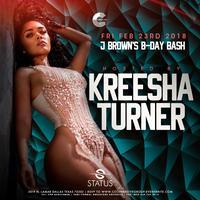 Kreesha Turner Host Status This Friday