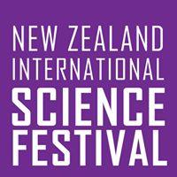 New Zealand International Science Festival logo