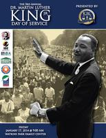 Third Annual Dr. Martin Luther King, Jr. Day of Service
