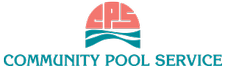 Community Pool Service logo