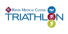 Ripon Medical Center Triathlon logo