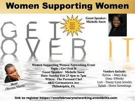 Women Supporting Women February Networking Event