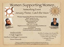 Women Supporting Women January Networking Event