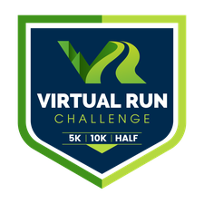 The Virtual Run Challenge logo