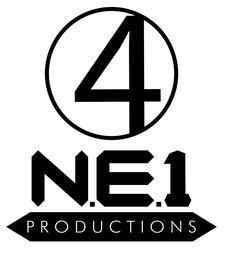 4-N-E-1 PRODUCTIONS logo