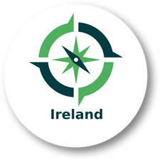 OSGeo - Irish Local Chapter logo