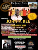 The Gospel Truth Concert Featuring Pastor John P. Kee...