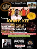 The Gospel Truth Concert Featuring Pastor John P. Kee...
