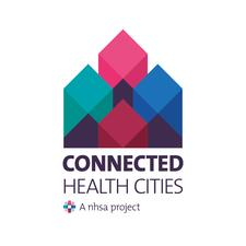 Connected Health Cities - North East and North Cumbria/Great North Care Record logo