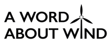 A Word About Wind logo