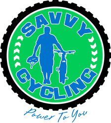 Savvy-Cycling logo