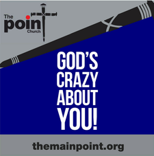 The Point Church logo