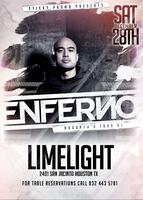 DJ Enferno Live @ Limelight!