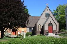 Ascension Memorial Church  logo