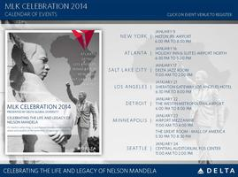 Delta Air Lines 2014 MLK Event