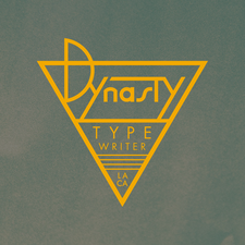 Dynasty Typewriter  logo