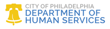 Out of School Time Programs in the Department of Human Services  logo