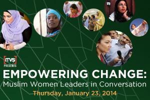Empowering Change: Muslim Women Leaders in Conversation