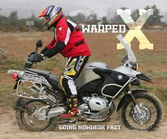 WARPED X - Going Nowhere Fast!