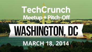 TechCrunch Meetup: Washington DC March 18, 2014