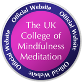UK College of Mindfulness Meditation logo
