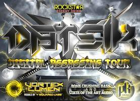 Datsik - Digital Assassins Tour - Norfolk, VA